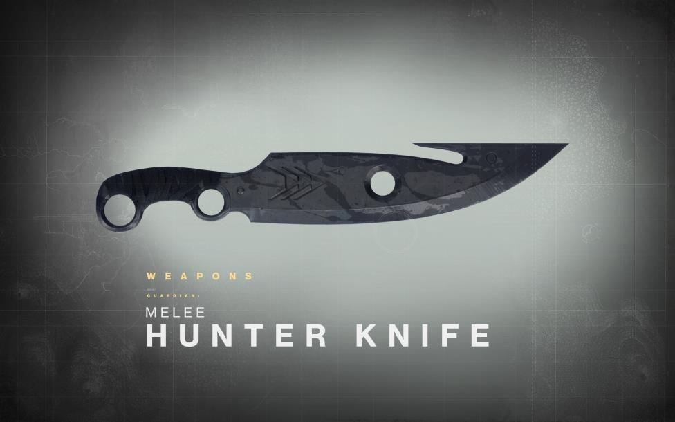Destiny Knife 3